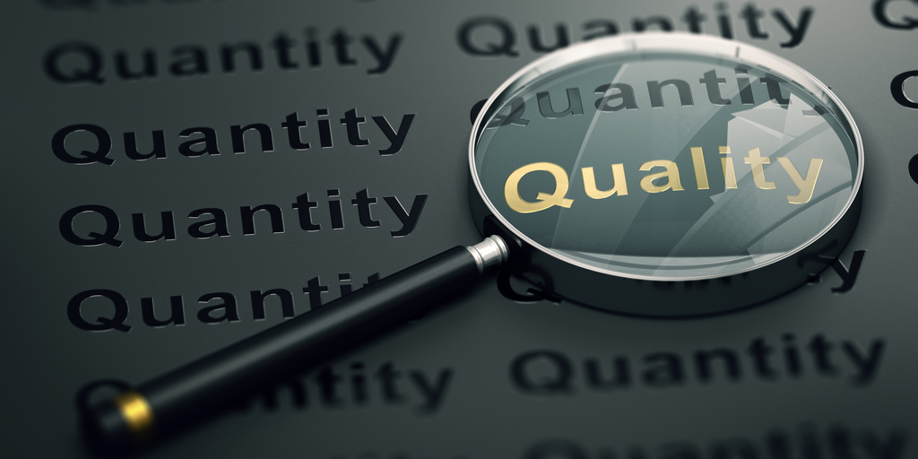 Quality versus Quantity: How often do you have sex?