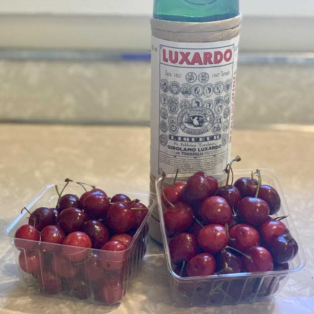 Elle's Homemade Luxardo Cherries