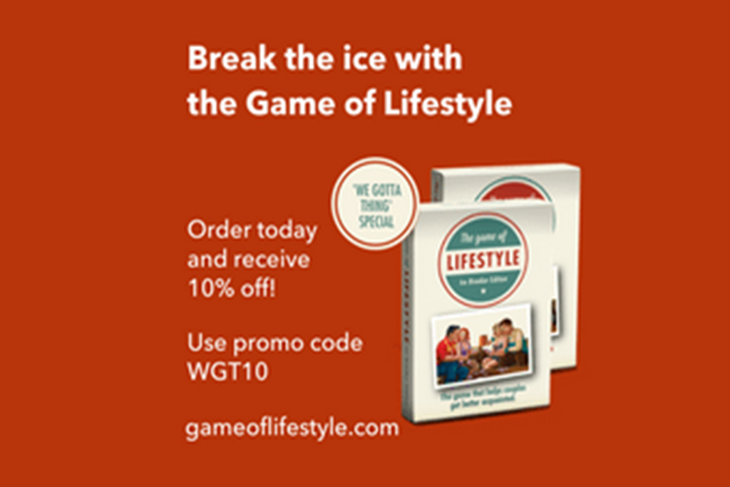 THE GAME OF LIFESTYLE (AKA, THE DUMB CARD GAME)